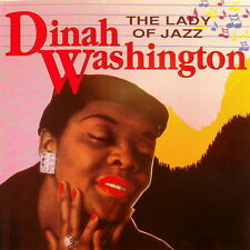 CD album Dinah Washington The Lady of Jazz (what A Difference A Day Makes)