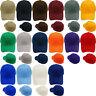 New Era 39THIRTY Structured Stretch Cotton HatCap NE1000 BLANK 16 Colors 3 sizes