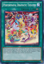 YuGiOh Performapal Dramatic Theater - YS16-EN021 - Common - 1st Edition Near Min