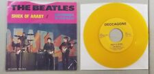 RARE PROMO DECCAGONE THE BEATLES SEPTEMBER IN THE RAIN VINTAGE 45 RECORD RE13