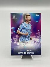 Topps Steve Aoki Football Festival 2021 Kevin de Bruyne Manchester City