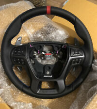 Ford Ranger Raptor Steering Wheel PX PX2 PX3 Brand New Leather Paddle Shift