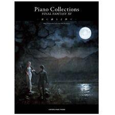 FINAL FANTASY XV Piano Collections for Advanced Piano Solo Sheet Music Book