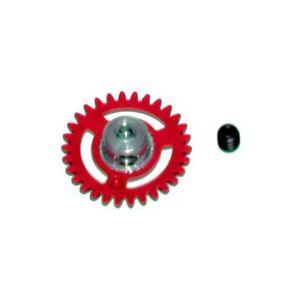 NSR 6631 3/32 31t AW Gear 16mm Soft Plastic Aluminum Hub spare part