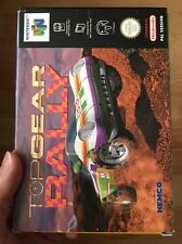Top Gear Rally Nintendo 64