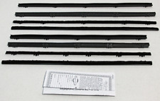 62 63 64 65 NOVA 4dr SEDAN & STATIONWAGON WEATHERSTRIP