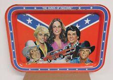 1981 The Dukes of Hazzard TV Dinner Metal Tray