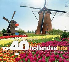 The Ultimate Top 40 Collection : Hollandse Hits (2 CD)