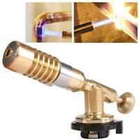 Mapp Gas Torch Brazing Solder Propane Welding Plumbing Temperature Brass L9T7