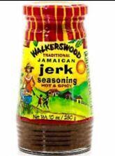 Jamaican Jerk Seasoning - (SPICY) HOT 12 oz Jar