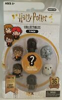 Harry Potter Collectibles Series 1 7 Pack Pencil Toppers Ooshies