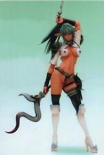 1/6 Echidna Wild Elf Mercenary.Queen's Blade & Series Unpainted Resin Kit