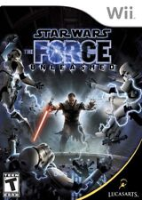 Star Wars: The Force Unleashed - Nintendo  Wii Game