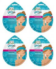 Yes To Cotton for Ultra Sensitive/Allergy Prone Skin Comforting Mud Mask (4 Pk)