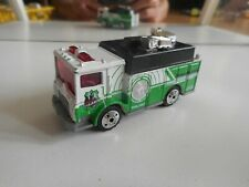 Matchbox Mack Auxiliary Power Truck in White/Green