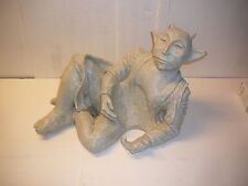 Gargoyle or Alien Wine Bottle Holder Statue Sculpture Figure - Toscano - Coleman