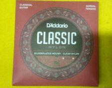 CORDE D' ADDARIO SILVER WOUND PER CHITARRA CLASSICA - 028/043