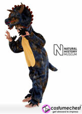 5-7 Years Natural History Museum Triceratops Costume For Kids By Pretend To Bee