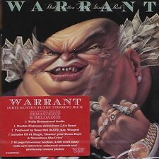 WARRANT - Dirty Rotten Filthy Stinking Rich - ROCK CANDY REMASTERED EDITION - CD