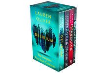 Delirium: The Complete Four Book Collection, Delirium, Pandemonium, Requiem,