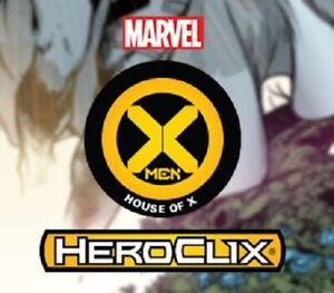 Marvel HeroClix X-Men: House of X - Team Up Card
