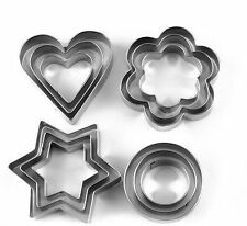 Kosh Cookie Cutter(Pack of 12)