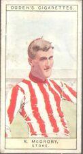 Ogdens - Captains of Association Football Clubs, & Colours -  38 - R McGrory