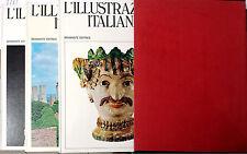 Guido Ceriotti (diretta da), L'Illustrazione Italiana (Quaderni Trimestrali),...