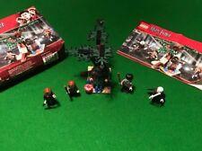 Harry Potter Lego Set 4865 The Forbidden Forest + Bonus Hermione Granger Figure.