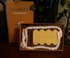 BURLEY SHOWER SOAP ON A ROPE FOR MEN NEW/OLD STOCK IN BOX / SEALED .6 oz
