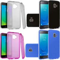 For Samsung Galaxy J2 Core TPU CANDY Gel Flexi Skin Case Phone Cover Accessory