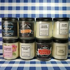 Bath & Body Works 7oz. Single Wick Candles (YOUR CHOICE)