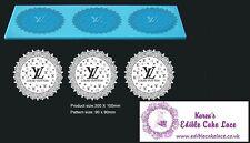 Pastel Encaje Mat de alta definición 3D-Pastel de encaje de diseñador-Nuevo-Pastel Craft