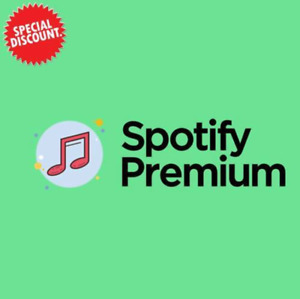 Spotify Premium - 2 Years User  ?? NO Limits ??  WORKS WORLDWIDE