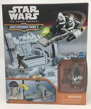 Star Wars The Force Awakens Micro Machines First Order R2-D2 Playset