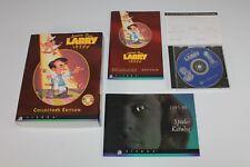 Leisure Suit Larry Collectors Edition 1-6 (PC DOS BigBox) Incl. Windows Start CD