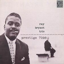 Ray Bryant Trio [1957] by Ray Bryant/Ray Bryant Trio (CD, Jan-1994, OJC)