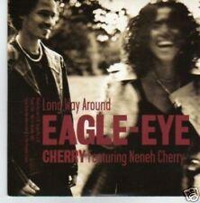 (804P) Eagle Eye Cherry, Long Way Around - DJ CD