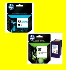 Orig. Cartucce per stampante HP 57+ 56small Officejet 5505 5510 5515 6110 PSC
