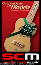 CHRISTMAS XMAS SONGS FOR UKULELE 20 CLASSICS SONG BOOK SONGOOK ARRANGED FOR UKE