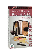 Wine And Cheese Handy Picnic Set