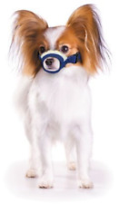 Four Flags Cozy Quick Muzzle, X-Small, Blue