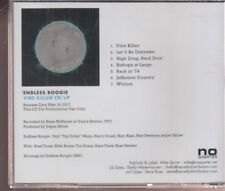 endless boogie vibe killer cd promo w/ press info