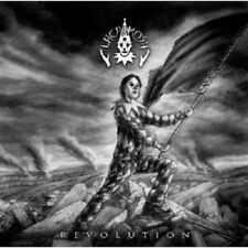 LACRIMOSA - REVOLUTION  CD+++++++++++++10 TITRES GOTHIC ++++++++++ NEUF