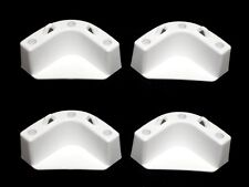 BOAT MARINE COOLER MOUNTING BRACKETS FOR YETI IGLOO ENGLE COLEMAN (SET OF 4)