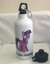 Personalised My Little Pony Children's Water Bottle