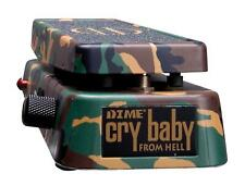 DUNLOP DB-01 DIME CRYBABY FROM HELL CRY BABY WAH PEDAL DIMEBAG DARRELL PANTERA