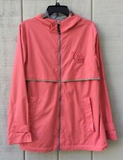 CHARLES RIVER APPAREL FOR HER HOODED JACKET (RELAY FOR LIFE) LADIES MED