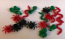 Lego CITY - 22 parts GENUINE lego only - snake spider frog - as in the picture