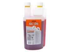 Axenol Sil-oil  2 Taktöl 1 ltr. Dosierflasche für Motorsäge & Motorsense